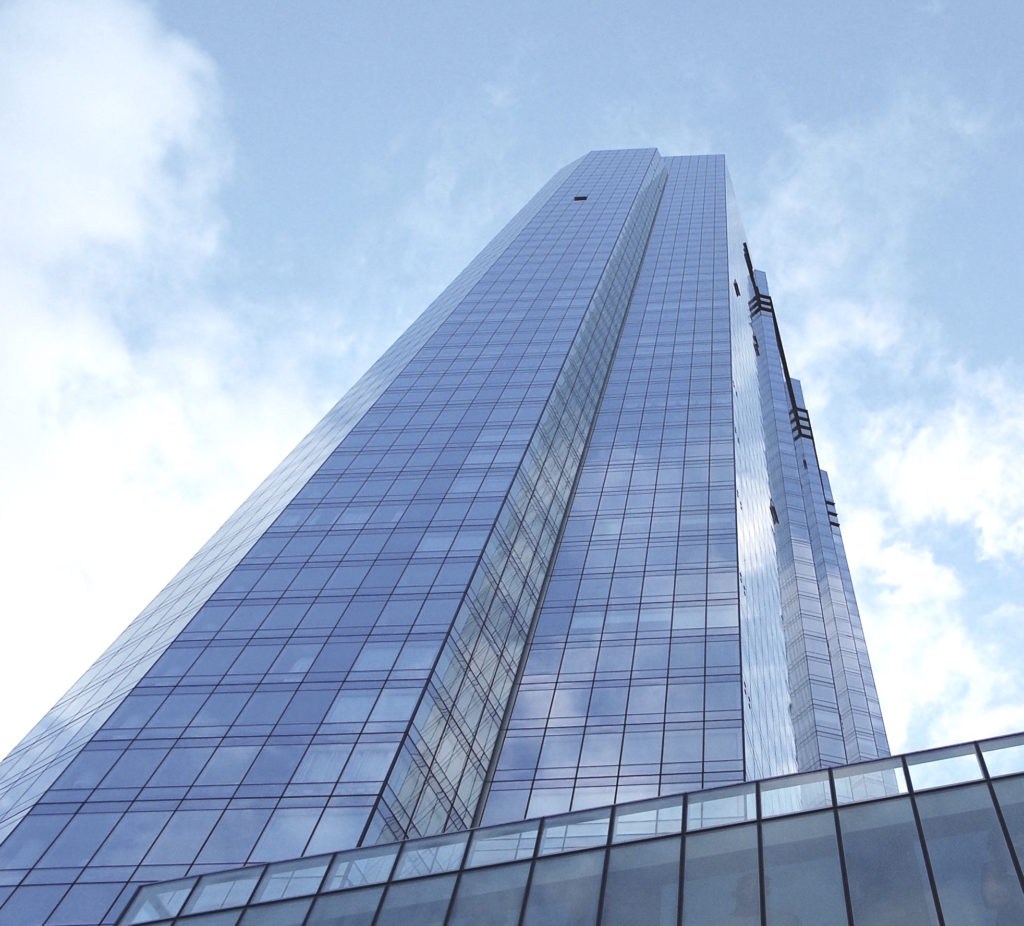 A facade access solution for the fusion of classic and modern at Boston's Millennium Tower