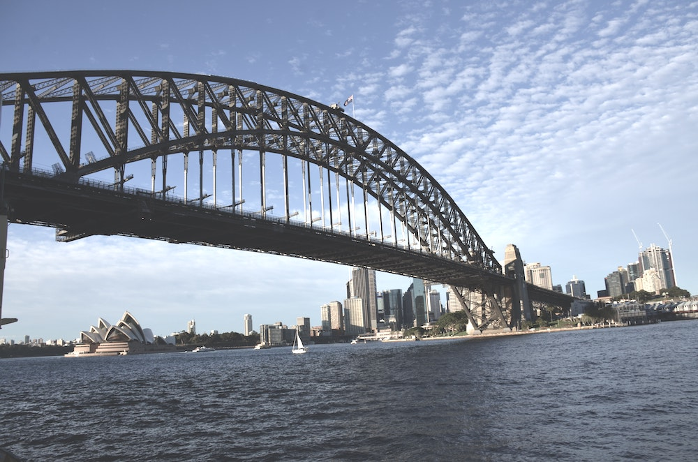 Bespoke facade access solutions for the iconic Sydney Harbour Bridge
