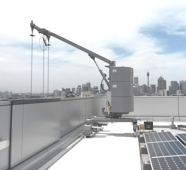 The benefits of self-powered building access units