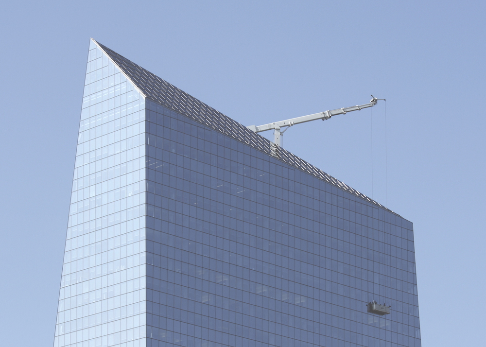 How the bold vision for the unusual form of Cira Centre redefined Philadelphia