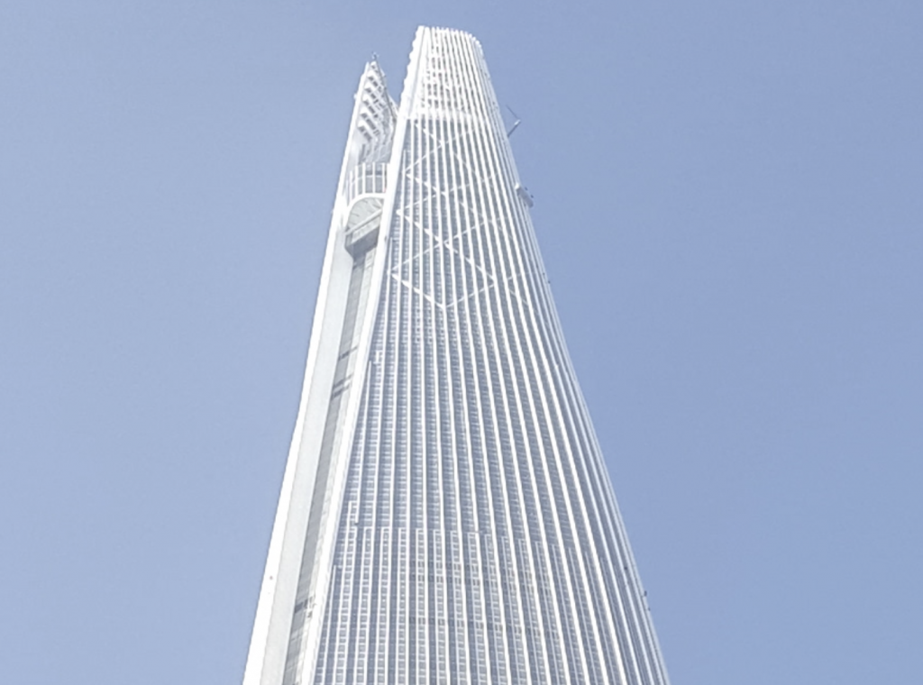 Innovative custom solutions to meet the access challenges of the world's supertall buildings