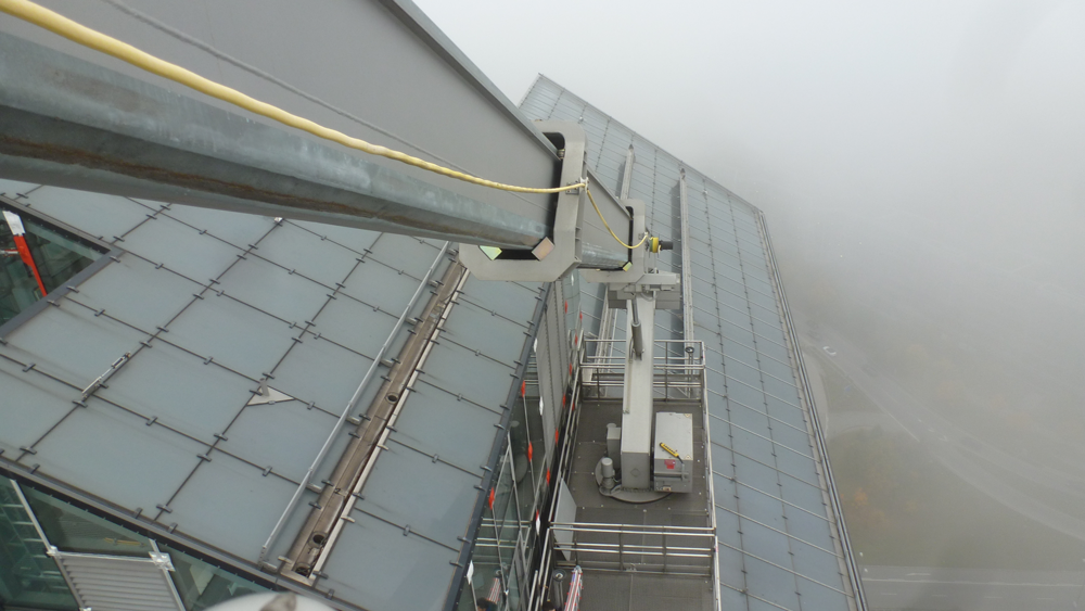 Custom access solutions for extreme weather and climate conditions