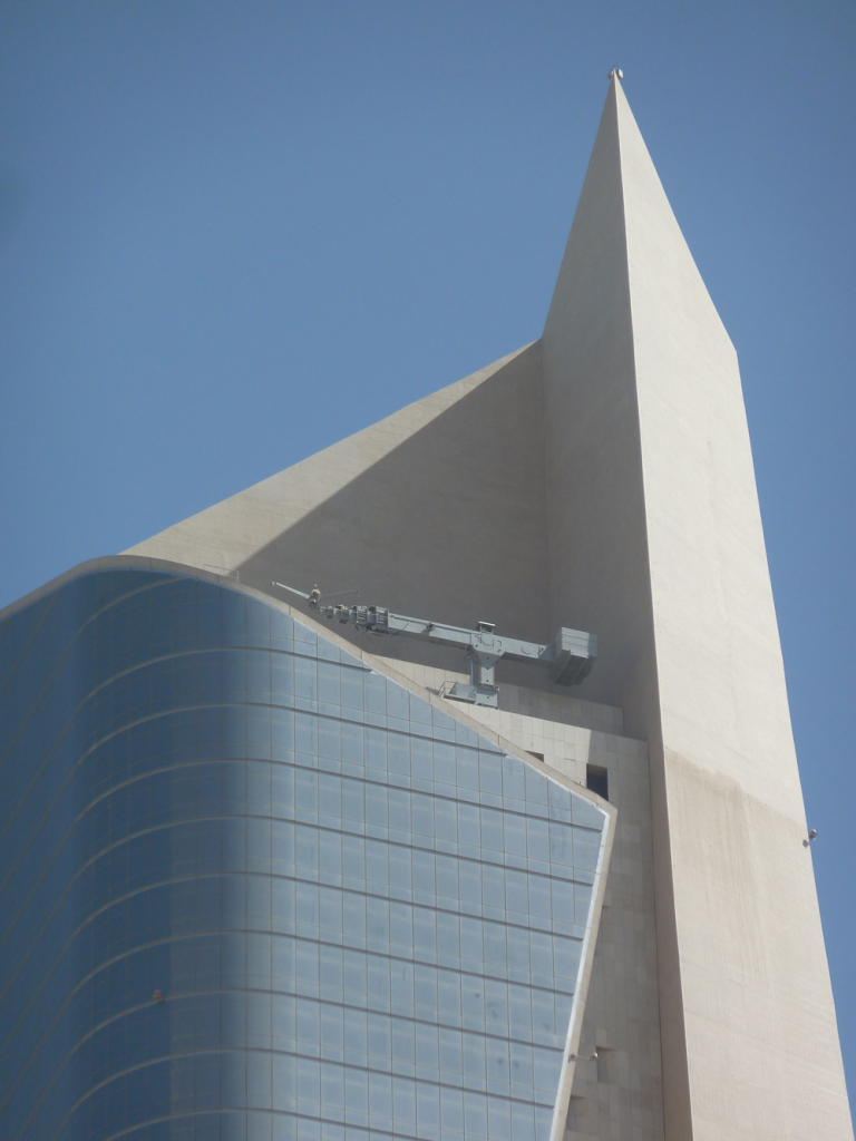 How Manntech provides integrated building maintenance for Al Hamra Tower